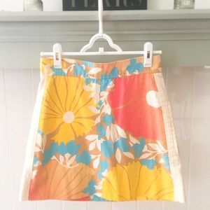 Tracy Feith x Target Limited Edition Floral Skirt